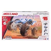 Meccano MECCANO NEW 15 MODELS SET