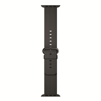 Apple 38mm Woven Nylon Band For Apple Watch - Black