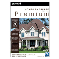 Encore Software Punch! Home Land Design V18