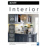 Encore Software Punch! Interior Design Suite V18