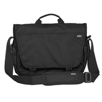 "STM Radial Messenger Bag for 15"" Laptop and Tablet - Black"