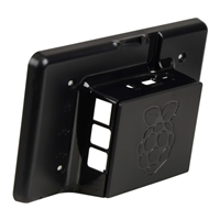 Allied Electronics Raspberry Pi Touchscreen Case - Black