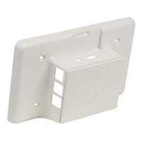 Raspberry Pi Touchscreen Case - White