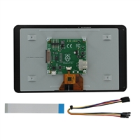 "Allied Electronics 7"" Touch Screen LCD"