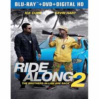 Universal Ride Along 2 Blu-Ray
