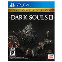 Namco Dark Souls III Day One Edition (PS4)