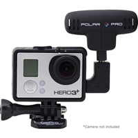 PolarPro Microphone Kit for GoPro2, 3, and 3+