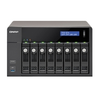 QNAP TVS-871-I3-4G-U 8-Bay Turbo vNAS - Diskless