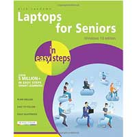 PGW Laptops for Seniors in easy steps - Windows 10 Edition