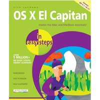PGW OS X El Capitan in easy steps