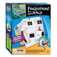 Poof-Slinky Fingerprint Science Mini Lab Kit