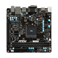 MSI AM1 mITX AMD Motherboard