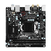 MSI H170 Pro AC LGA 1151 mITX AMD Motherboard
