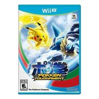 Nintendo Pokken Tournament (Wii U)