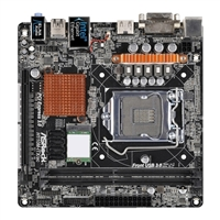 ASRock H110M-ITX/ac LGA 1151 mini-ITX Intel Motherboard