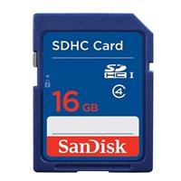 SanDisk 16GB SDHC Class 4 Fl