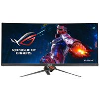 "ASUS PG348Q RoG SWIFT 34"" Curved 21:9 QHD IPS G-Sync Monitor"