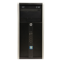 HP 6200 Desktop Computer Off Lease Refurbished