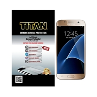 Titan Screen Protectors Extreme Surface Protection for Galaxy S7