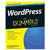 Wiley WORDPRESS FOR DUMMIES 7/E