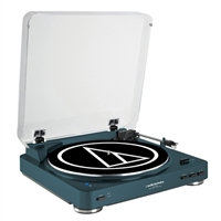 Audio Technica Fully Automatic Wireless Belt-Drive Stereo Turntable