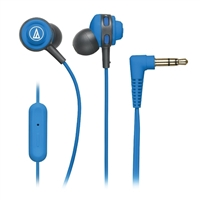 Audio Technica SonicSport In-Ear Headphones - Blue