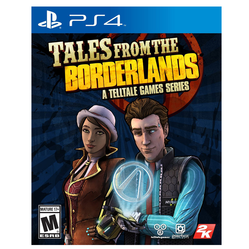 Take Two Tales From The Borderlands: A Telltale Games Series (PS4)