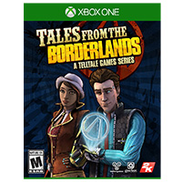Take Two Tales From The Borderlands: A Telltale Games Series (Xbox One)