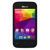 BLU Dash Jr. 3G Unlocked GSM Dual-SIM Android Phone - Black