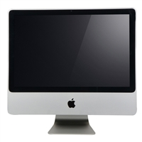 """Apple iMac MC015LL/B 20"""" All-in-One Desktop Computer Pre-Owned"""