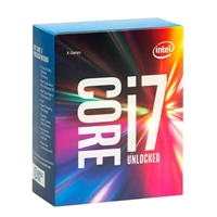 Intel Core i7-6850K Broadwell 3.6GHz LGA 2011-3 Boxed Processor