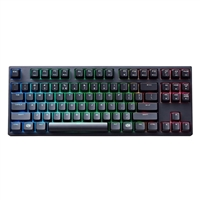 Cooler Master MasterKeys Pro S with Intelligent RGB Mechanical Gaming Keyboard - Cherry MX Red