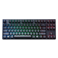 Cooler Master MasterKeys Pro S with Intelligent RGB Mechanical Gaming Keyboard - Cherry MX Brown
