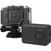 ACTIVEON CX Action Camera Black