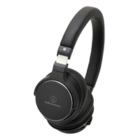 Audio Technica Wireless On-Ear Headphones - Black