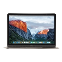 "Apple MacBook MLH72LL/A 12"" Laptop Computer - Space Gray"