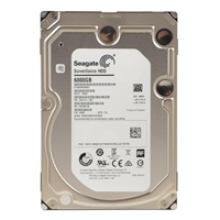 "Seagate 6TB Surveillance 5,900 RPM SATA III 3.5"" Internal Hard Drive"