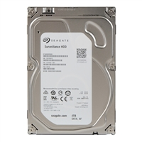 "Seagate 4TB Surveillance 5,900 RPM SATA 3.5"" Internal Hard Drive"