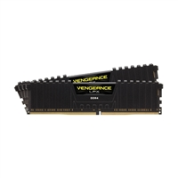 Corsair Vengeance LPX 32GB 2 x 16GB DDR4-2400 PC4-19200 CL16 Quad Channel Desktop Memory Kit