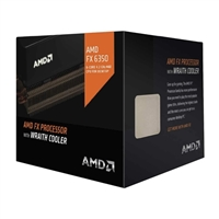 AMD FX 6350 Vishera 3.9GHz 6 Core Socket AM3+ Boxed Processor