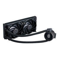 Cooler Master Pro 240 All-In-One AIO Liquid Cooler with FlowOp Technology
