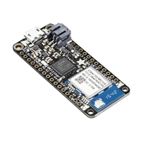 Adafruit Industries Feather M0 WiFi with uFL - ATSAMD21 + ATWINC1500 - fw 19.4.4