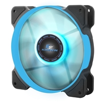 Kingwin 120mm LED Performance Fan Blue