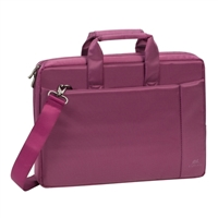 "RIVACASE Laptop Sleeve Fits Screens up to 13.3"" - Purple"
