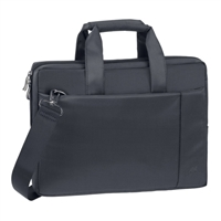 "RIVACASE Laptop Bag Fits up to 15.6"" - Black"