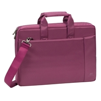 "RIVACASE Laptop Bag Fits up to 15.6"" - Purple"