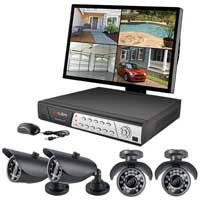 Metra Home Theater Group DVR & Camera Kit