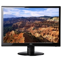 "AOC E2752VH-B 27"" Refurbished LED Monitor"