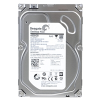 "Seagate 4TB 5,900 RPM SATA III 6Gb/s 3.5"" Internal Hard Drive ST4000DM000"