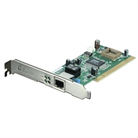 D-Link (Factory-Recertified) DGE-530T Gigabit Desktop 10/100/1000 PCI Ethernet Adapter